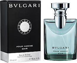 Düfte, Parfümerie und Kosmetik Bvlgari Pour Homme Soir - Eau de Toilette