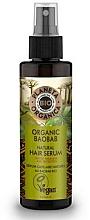 Düfte, Parfümerie und Kosmetik Stärkendes Haaserum mit Bio Boababöl - Planeta Organica Organic Baobab Natural Hair Serum
