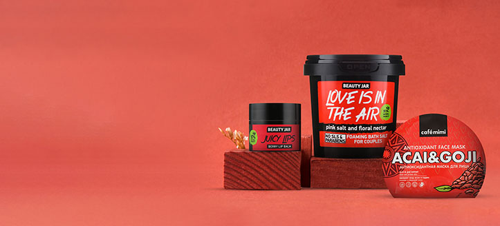 Zniżka 20% na promocyjne produkty Beauty Jar, Ecolatier i Café Mimi. Die Preise auf der Website sind inklusive Rabatt