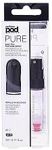 Düfte, Parfümerie und Kosmetik Nachfüllbarer Parfümzerstäuber schwarz - Travalo Perfume Pod Pure Essentials Black