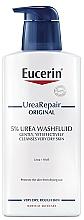 Düfte, Parfümerie und Kosmetik Reinigendes Körperfluid mit 5% Harnstoff - Eucerin UreaRepair Original Washfluid 5%
