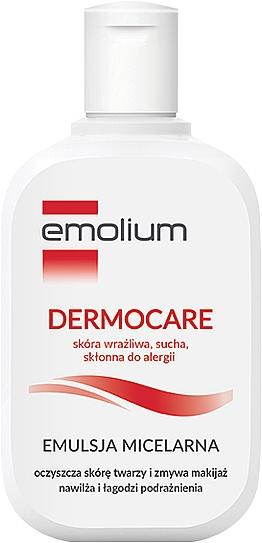 Mizellen-Gesichtsemulsion für empfindliche, trockene und zu Allergien neigende Haut - Emolium Gentle Micellar Emulsion for Sensitive Skin