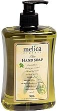 Düfte, Parfümerie und Kosmetik Flüssigseife mit Olivenextrakt - Melica Organic Olive Liquid Soap