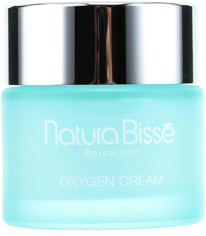 Revitalisierende und reinigende Gesichtscreme mit aktivem Sauerstoff - Natura Bisse Oxygen Cream