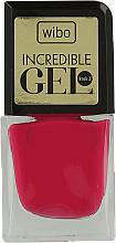 Düfte, Parfümerie und Kosmetik Gelnagellack - Wibo Incredible Gel