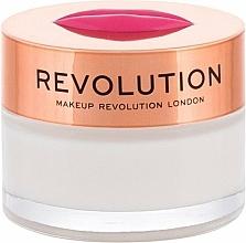 Düfte, Parfümerie und Kosmetik Lippenmaske-Balsam mit Kokosnuss - Makeup Revolution Kiss Lip Balm Cravin Coconuts