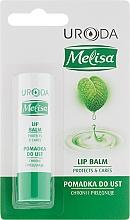 Düfte, Parfümerie und Kosmetik Lippenbalsam - Uroda Melisa Protective Lip Balm