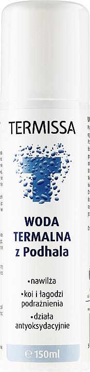 Beruhigendes Thermalwasser für gereizte Haut - Termissa Thermale Water