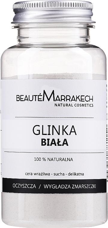 Marokkanische weiße Tonerde für das Gesicht - Beaute Marrakech White Clay — Bild N1