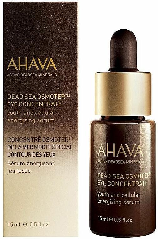 Verjüngendes und energiespendendes Augenkonzentrat - Ahava Active DeadSea Minerals Dead Sea Osmoter Eye Concentrate