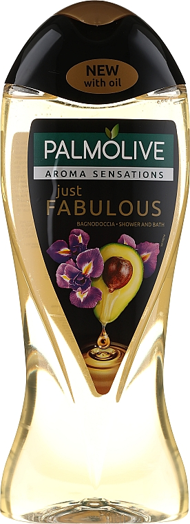 Duschgel - Palmolive Just Fabulous Shower Gel