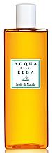 Düfte, Parfümerie und Kosmetik Acqua Dell Elba Note Di Natale - Aroma-Diffusor Note di Natale (Refill)