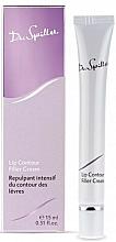 Düfte, Parfümerie und Kosmetik Regenerierende und glättende Lippenkonturcreme - Dr. Spiller Lip Contour Filler Cream