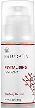 Düfte, Parfümerie und Kosmetik Fußbalsam - Naturativ Revitalizing Foot Balm