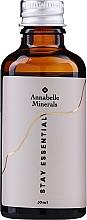 Düfte, Parfümerie und Kosmetik Multifunktionales ätherisches Gesichtsöl - Annabelle Minerals Stay Essential Oil