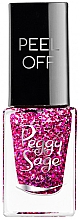 Düfte, Parfümerie und Kosmetik Nagellack - Peggy Sage Peel Off