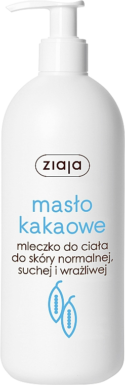 Körpermilch mit Kakaobutter - Ziaja Milk Body