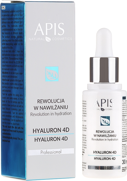 Hyaluronsäure - APIS Professional 4D Hyaluron