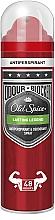 Düfte, Parfümerie und Kosmetik Deospray Antitranspirant - Old Spice Lasting Legend Dezodorant Spray