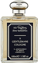 Düfte, Parfümerie und Kosmetik Taylor Of Old Bond Street Mr Taylors - Eau de Cologne