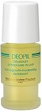 Düfte, Parfümerie und Kosmetik Haar-Stop Deo-Roll-on - Methode Jeanne Piaubert Deopil Roll-on Alcohol- and Fragrance-Free Antiperspirant