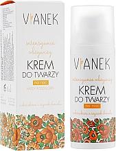 Düfte, Parfümerie und Kosmetik Pflegende Nachtcreme mit Hopfenextrakt - Vianek Nourishing Night Cream