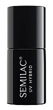 Düfte, Parfümerie und Kosmetik Hybrid-Nagellack - Semilac Blooming Effect UV Hybrid Nail Polish