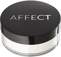 Düfte, Parfümerie und Kosmetik Illuminierender loser Gesichtspuder - Affect Skin Luminizer Pearl Powder