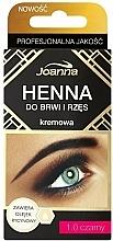 Düfte, Parfümerie und Kosmetik Henna für Augenbrauen und Wimpern - Joanna Henna