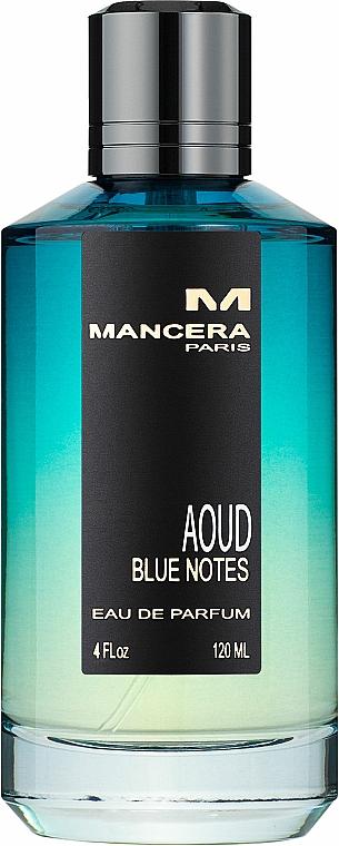 Mancera Aoud Blue Notes - Eau de Parfum
