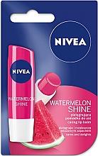 "Düfte, Parfümerie und Kosmetik Lippenbalsam ""Watermelon Shine"" - Nivea Fruity Shine Watermelon Lip Balm"