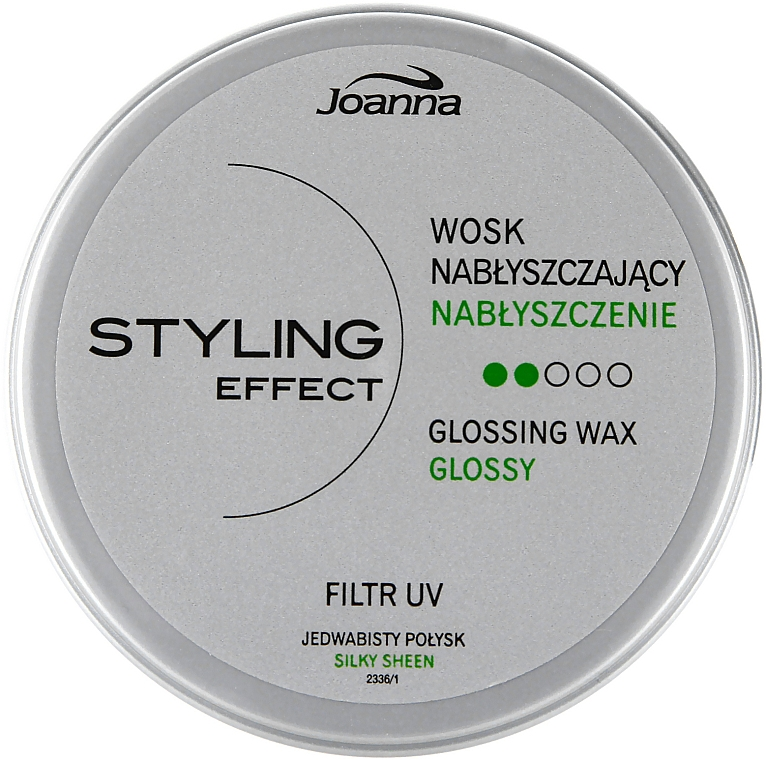 Haarwachs für mehr Glanz - Joanna Styling Effect Glossing Wax