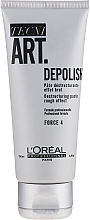 Düfte, Parfümerie und Kosmetik Destrukturierende Haarpaste mit starkem Halt - L'Oréal Professionnel Tecni.art Depolish Force 4