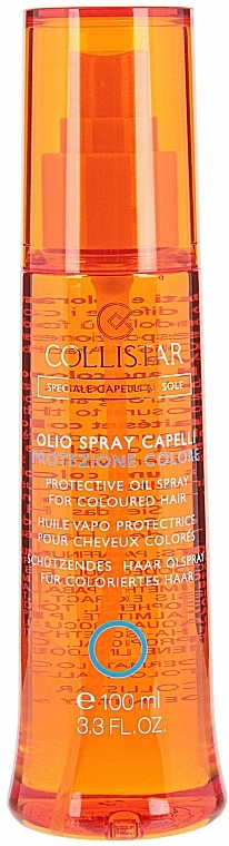 Schützendes Ölspray für coloriertes Haar - Collistar Speciale Capelli Al Sole Olio Spray Capelli Protezione Colore — Bild N1