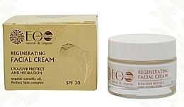 Düfte, Parfümerie und Kosmetik Regenerierende Gesichtscreme mit Kamelienöl SPF30 - ECO Laboratorie Revitalizing Face Cream