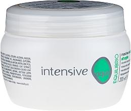 Düfte, Parfümerie und Kosmetik Talgregulierende Haarmaske mit Tonerde - Vitality's Intensive Aqua Equilibrio Sebo-Balancing Mask