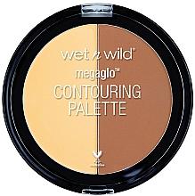 Düfte, Parfümerie und Kosmetik Konturierpalette - Wet N Wild MegaGlo Contouring Palette