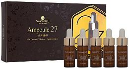 Düfte, Parfümerie und Kosmetik Intensives Anti-Aging Gesichtsserum mit Hyaluronsäure, Allantoin, Kollagen und Peptidkomplex - Shangpree Ampoule 27
