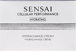 Düfte, Parfümerie und Kosmetik Feuchtigkeitsspendende Anti-Aging Gesichtscreme - Kanebo Sensai Cellular Performance Hydrachange Cream