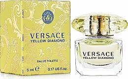 Düfte, Parfümerie und Kosmetik Versace Yellow Diamond - Eau de Toilette (Mini)