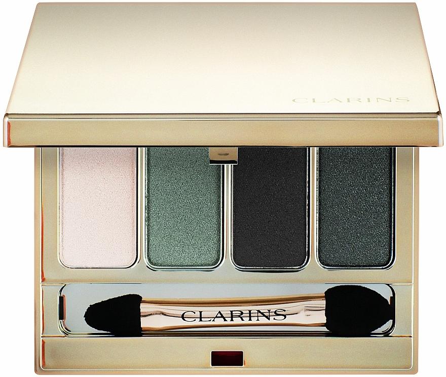 Lidschatten-Quartett - Clarins 4-Colour Eyeshadow Palette