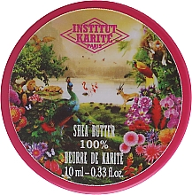 Düfte, Parfümerie und Kosmetik Sheabutter Jungle Paradise 100% - Institut Karite Jungle Paradise Scented Shea Butter