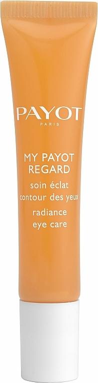 Aufhellende Creme für die Augenpartie mit Koffein und Vitamin B3 - Payot My Payot Regard Radiance Eye Care