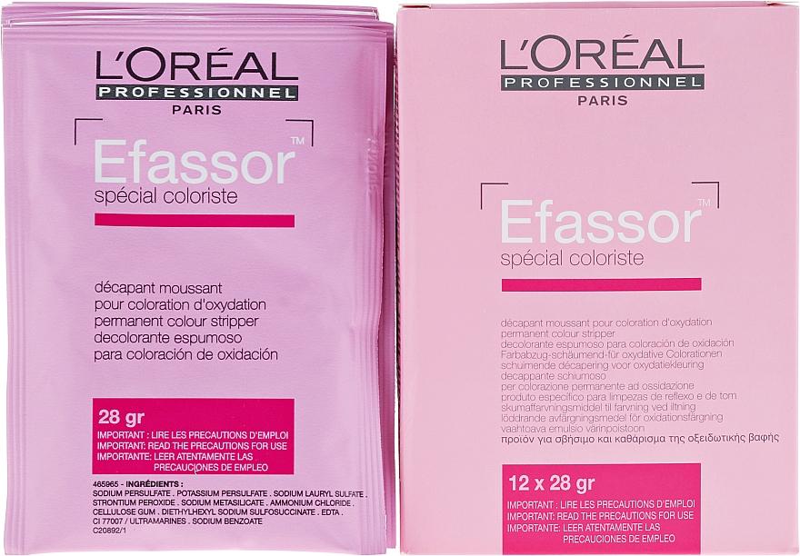 Haarentfärber - L'Oreal Professionnel Efassor