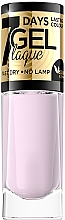 Düfte, Parfümerie und Kosmetik Gelnagellack - Eveline Cosmetics Gel Laque Nail Enamel