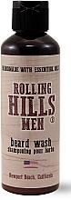 Düfte, Parfümerie und Kosmetik Bartshampoo - Rolling Hills Men Beard Wash