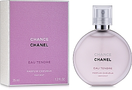 Chanel Chance Eau Tendre Hair Mist - Haarparfum — Bild N2