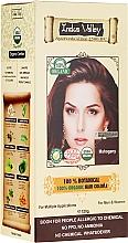 Düfte, Parfümerie und Kosmetik 100% Haarfarbe aus 8 zertifizierten Bio-Kräutern - Indus Valley 100% Botanical Hair Colour