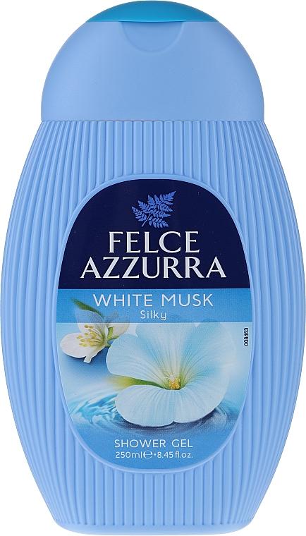 Mildes Duschgel mit weißem Moschus - Felce Azzurra Shower-Gel
