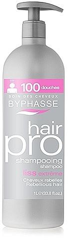 Shampoo für mehr Glanz und Geschmeidigkeit - Byphasse Hair Pro Shampoo Liss Extreme